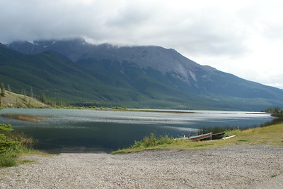 Talbot Lake, Jasper National Park, Alberta