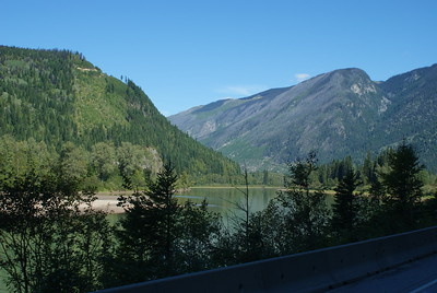 Lake, Jasper National Park, Alberta