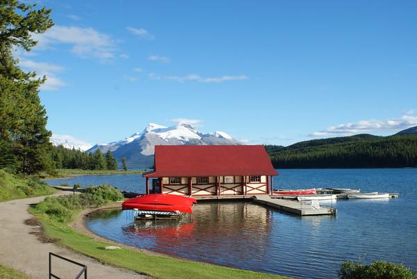 Jasper Park: Maligne Lake