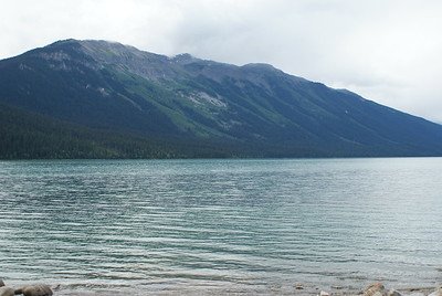 Moose Lake, Mount Robson Provincial Park, Canada