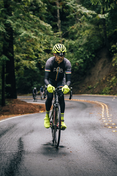 Cycling in Palo Alto, CA