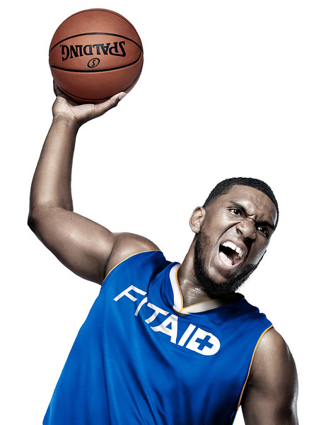 NBA Player Kevon Looney