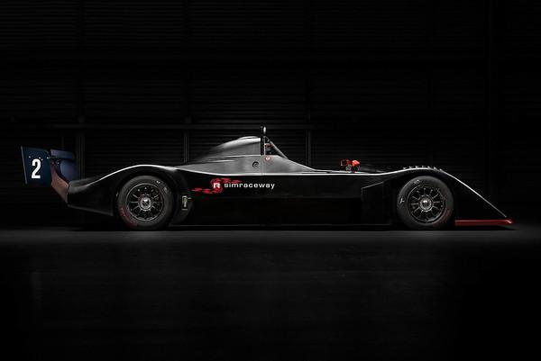 S2000 race car