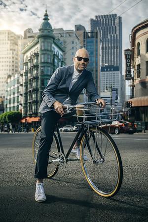 Vaughn Brown, San Francisco, CA