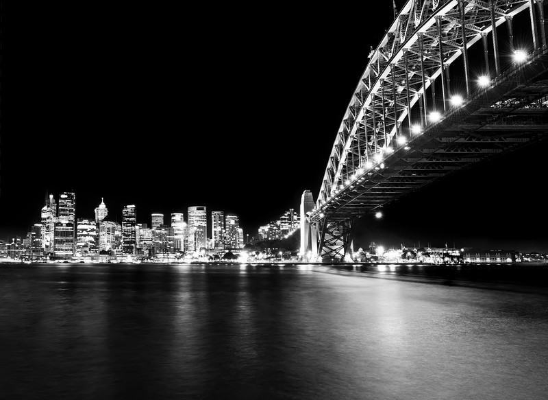 Sydney Harbour Bridge, NSW