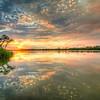 Lake Coleman, Gippsland, Vic