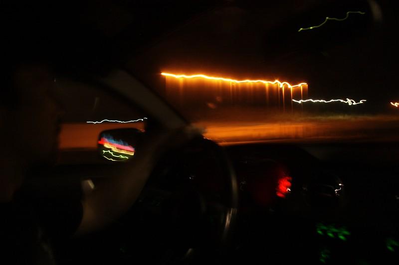 Oozing lights