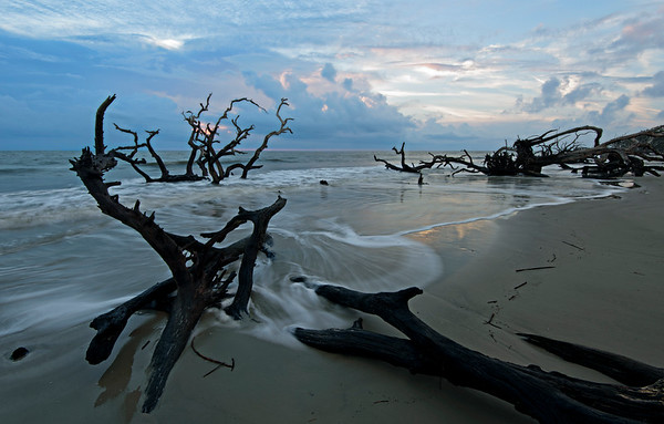 Jekyll Island, Georgia.