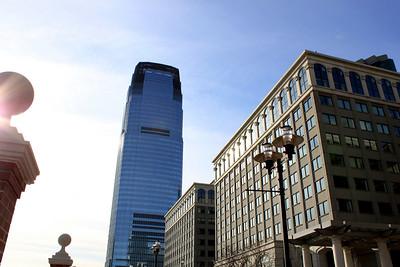 Goldman Sachs building.
