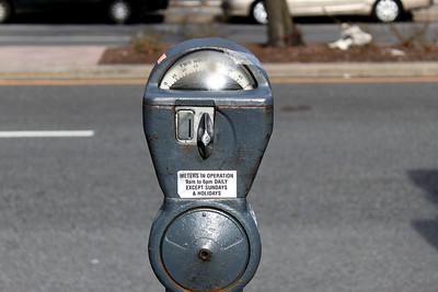 JC parking meter.