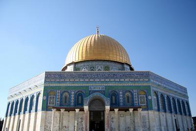 Dome of the Rock – Jerusalem