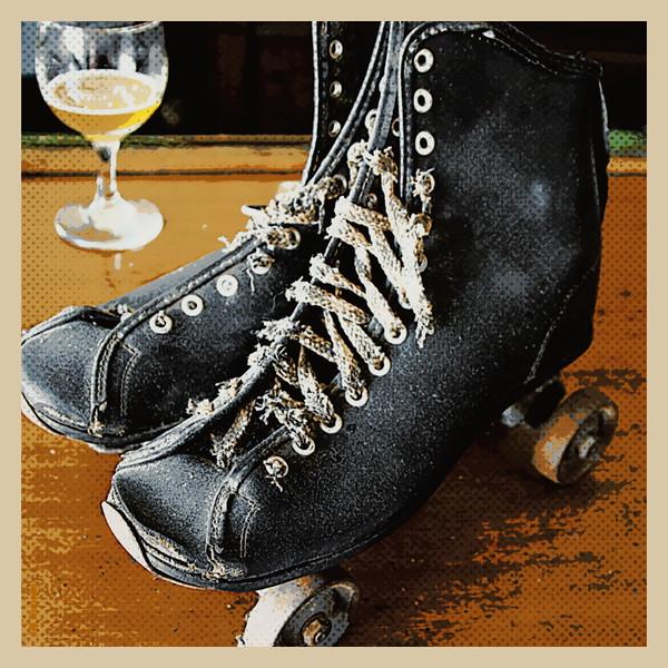 Skates and a Scooner