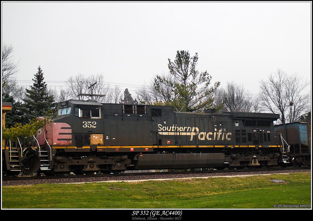 SP 352 (GE AC4400)
