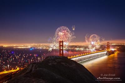 Golden Gate Bridge 75th Anniversary