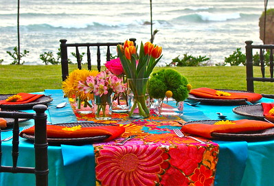 Childrens Round Table Johanna Otero Events and Wedding design for VWP Top Vallarta Wedding Planner