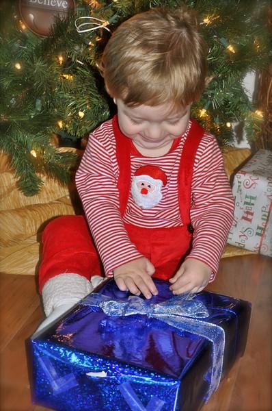 Jonathan's Christmas Pics