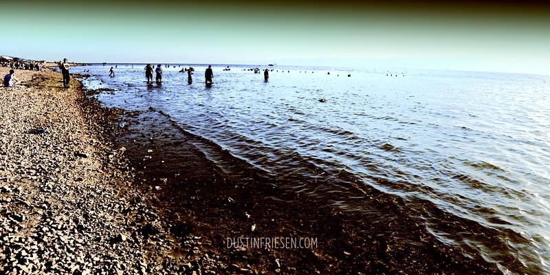 Aqaba - the Red Sea