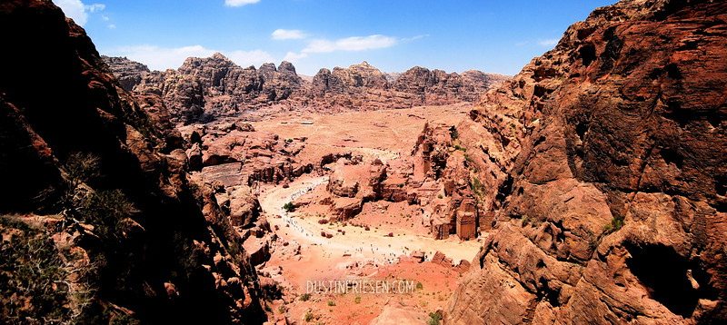 Valley of Petra