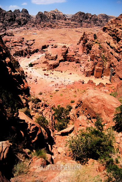 Valley of Petra 3