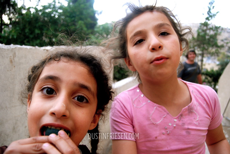 Jordanian girls