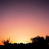 Sunset in Aqaba