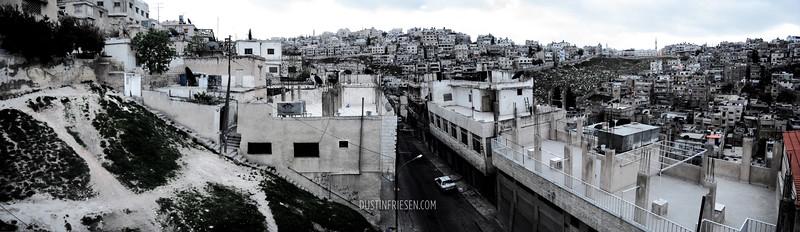 Morning in Amman