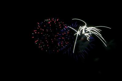 July 4th Fireworks - 2009