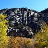Granite Mountains near June Lake near Mammoth Lakes California