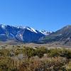 Mountains near June Lake near Mammoth Lakes California 3
