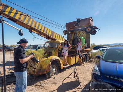 Junkyard Shoot 2018