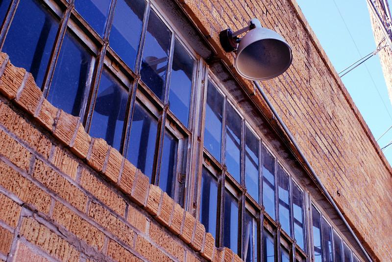 Lamp on Jahva House