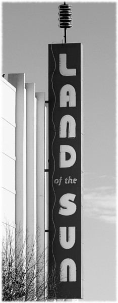 Land of the Sun theater, Artesia, NM