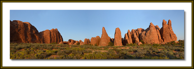 Arches National Park,  Moab, Utah,