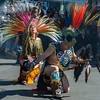 Aztec Blessings on the SF Carnaval parade