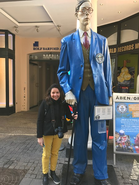 guinness world records museum<br /> world's tallest man