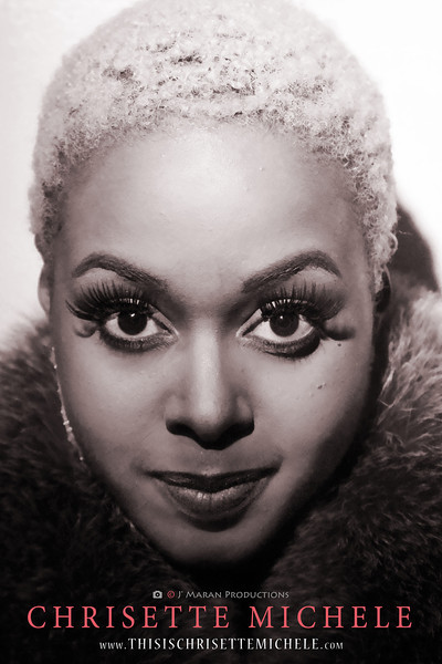 Chrisette Michelle White LG