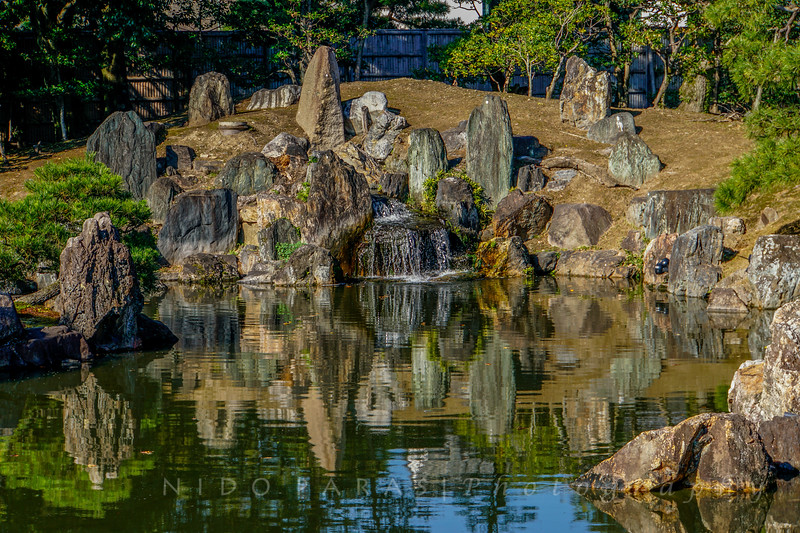 Nijo-jo Garden