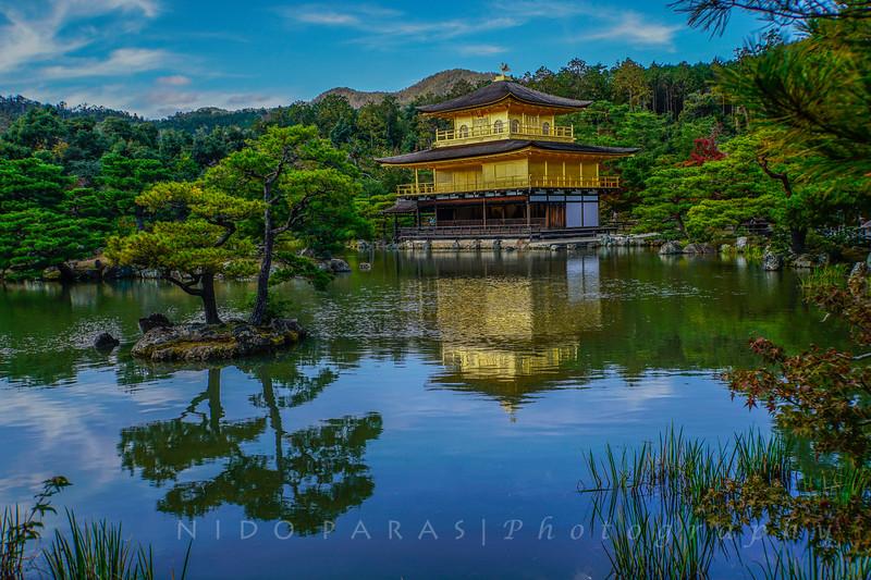 Kinkakuji  Pavilion - World Heritage Site