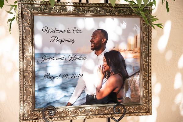Kandace & Javier's Wedding
