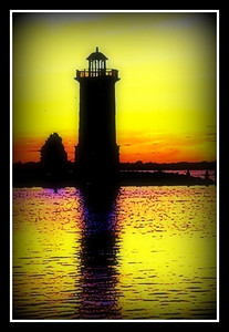 2003 - Lighthouse in Fond du Lac