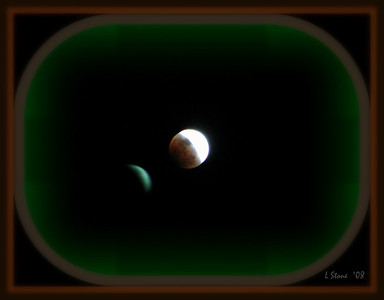 2008 - Eclipse - taken from inside my house if I recall correctly.