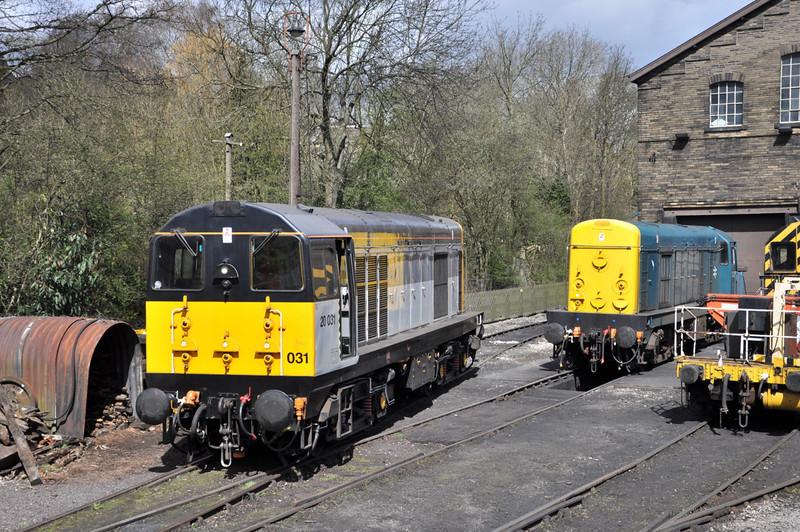 20031 and 20020, Haworth.
