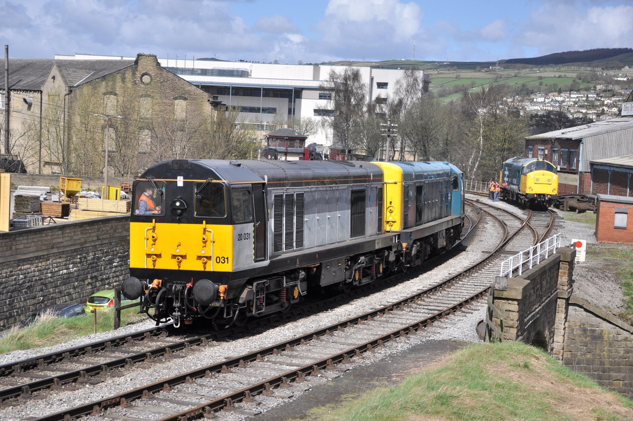 20031 and 20020, Keighley.