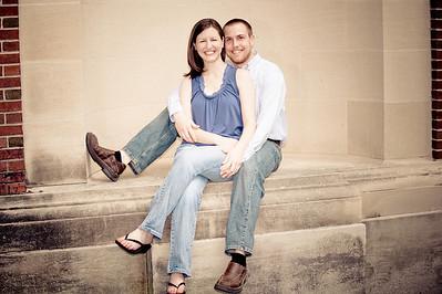 Kelly & Jesse engagement photos