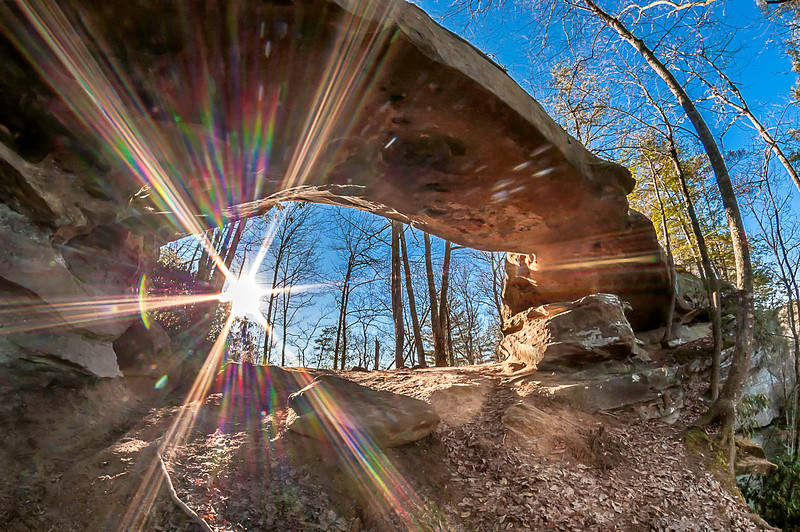 Princess Arch - Red River Gorge