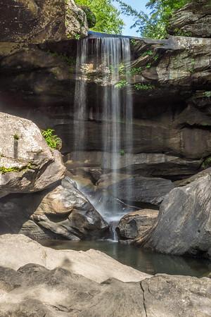 Eagle Falls - Cumberland Falls State Park
