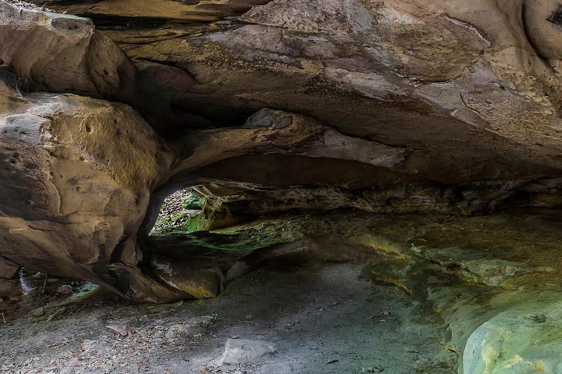 Yahoo Arch - Big South Fork