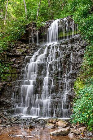 Hurst Waterfall - Cove Springs Park