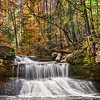 Creation Falls - Red River Gorge