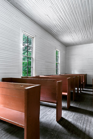 Good Springs Church - Mammoth Cave National Park